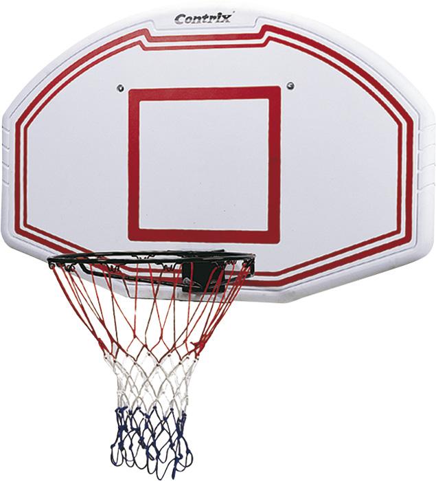 Ταμπλό μπάσκετ 112 x 72 cm με Στεφάνι  μασίφ Amila 49196