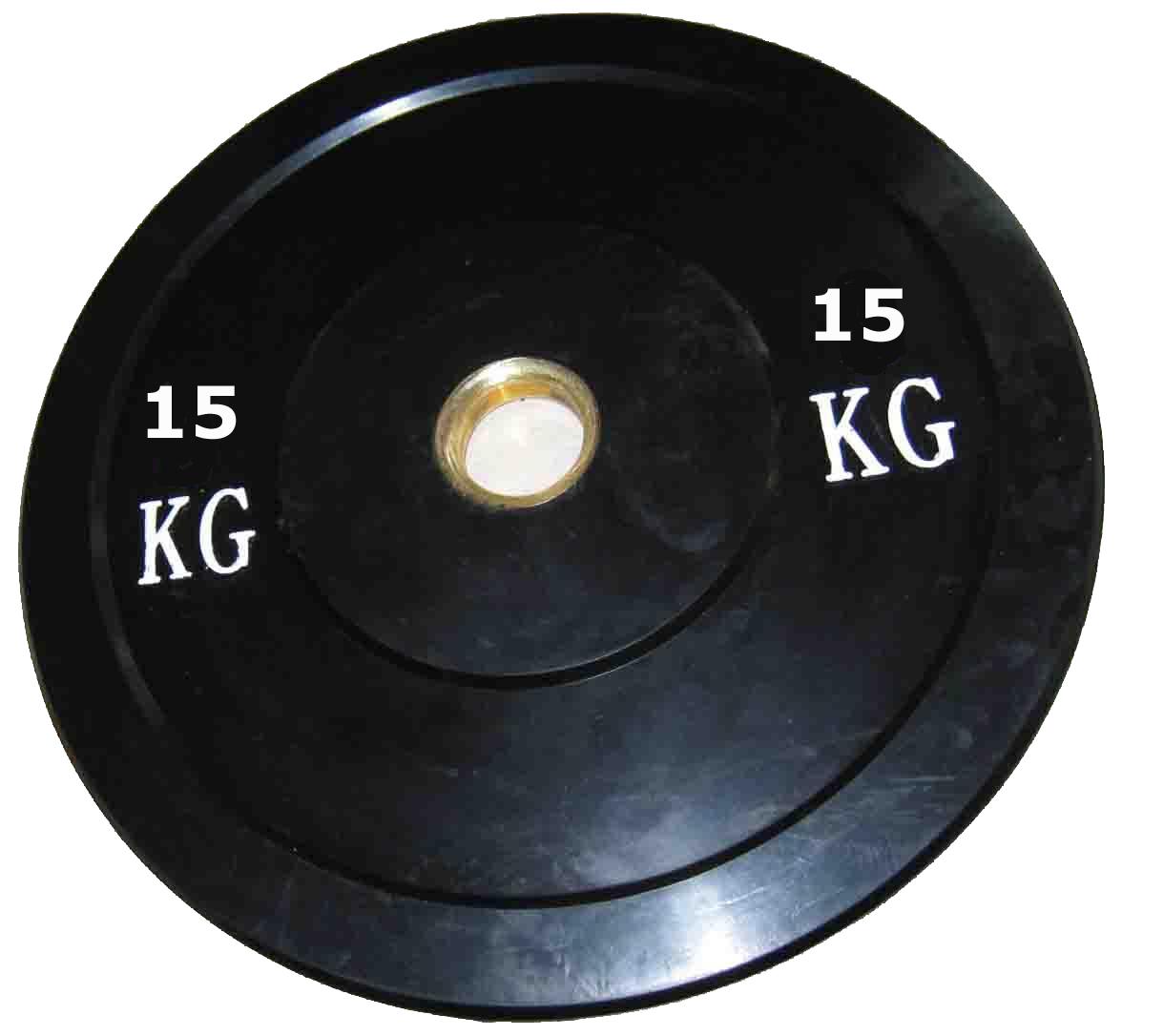 Δίσκος ολυμπιακός crossfit plate 15 kg