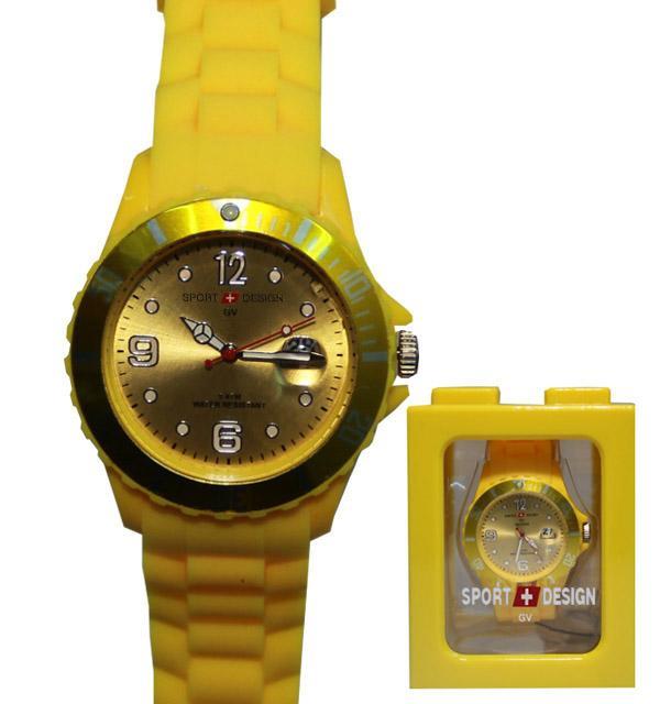 Ρολόι χειρός GV Sport design GV125-4