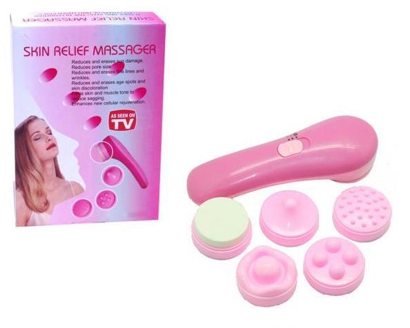 Συσκευή Μασσάζ Προσώπου skin relief massager AJR AE-828