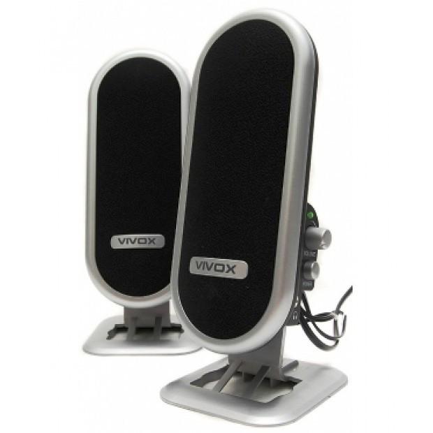 Στερεοφωνικό σύστημα ηχείων για όλα τα multimedia Vivox CMK-838