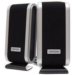 Στερεοφωνικό σύστημα ηχείων για όλα τα multimedia Vivox CMK-588
