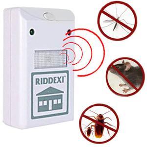 Ποντικοδιώκτης - απωθητικό τρωκτικών & κουνουπιών Riddex plus