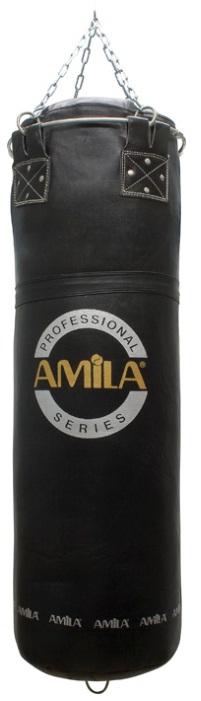 Σάκος Πυγμαχίας 120x40cm Επαγγελματικός AMILA 43806