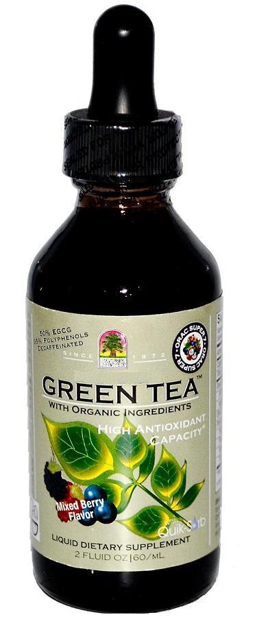 Πράσινο Τσάι 60ml σε σταγόνες Δραστικό  κατά του λίπους & πάχους Natu