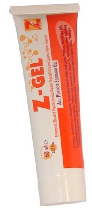 Τζέλ ανακούφισης & ερωτικό λιπαντικό από βότανα Ζ-GEL