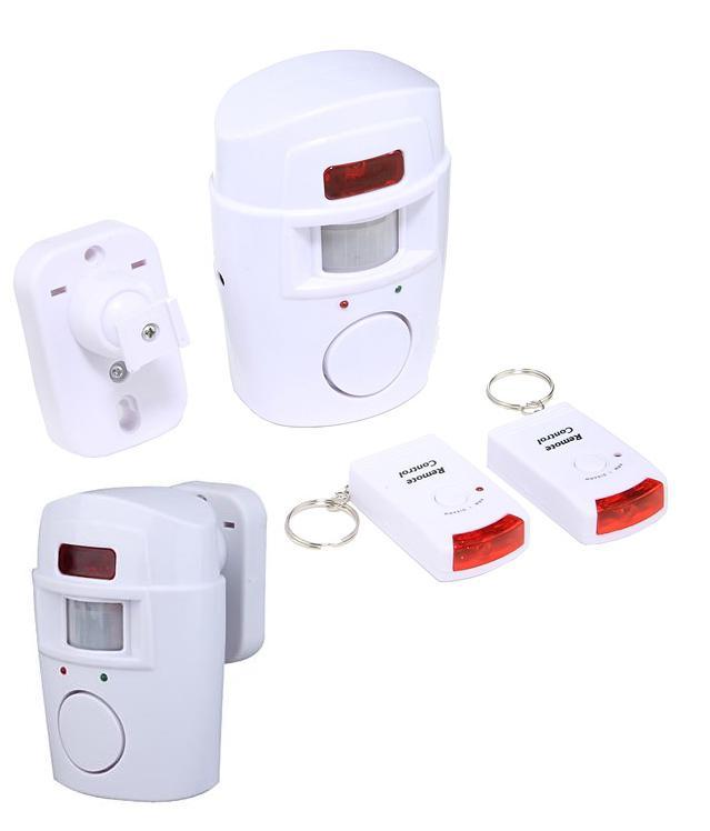 Ασύρματος Συναγερμός με ανιχνευτή κίνησης Wireless Sensor Alarm