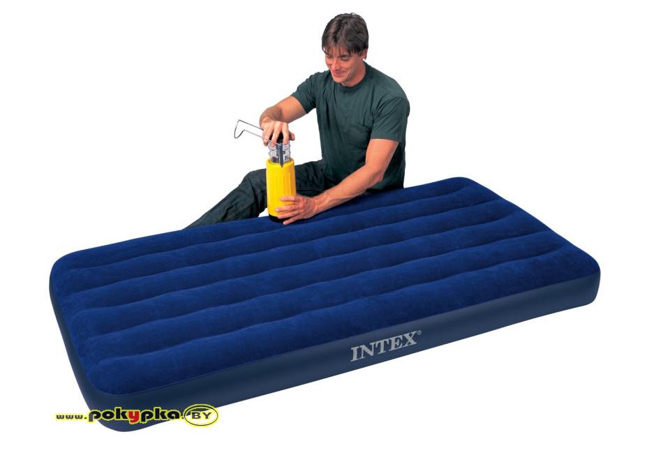 Στρώμα ύπνου 99X191X22cm INTEX 68757