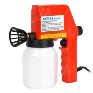 Ηλεκτρικό Πιστόλι Βαφής Kumas PG-350