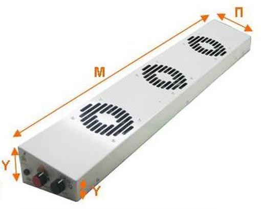Ενισχυτής θέρμανσης 94 cm μετατρέπει τα σώματα καλοριφέρ σε αερόθερμα Ecohot