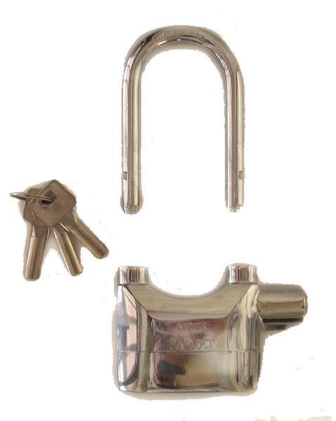Λουκέτο με έξυπνο συναγερμό για πόρτες - μηχανές- ποδήλατα am-x80