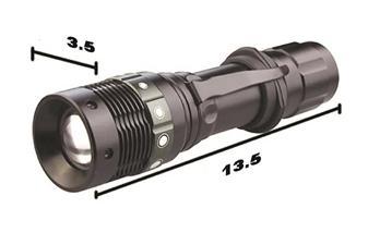 Επαναφορτιζόμενος Φακός LED CREE 1000 W STYLE POWER POLICE
