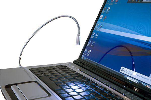 Φως για Laptop - Notebook και PC USB Led Ligth