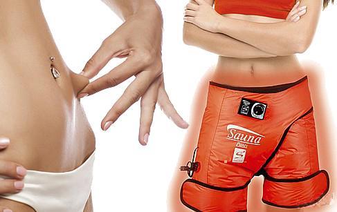 Sorts (Σόρτς) αδυνατίσματος με Σάουνα Sauna Pants