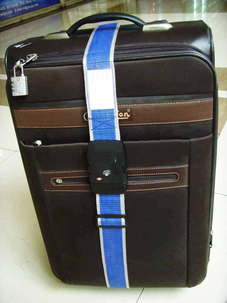 Ιμάντας ασφαλείας για βαλίτσες ή τσάντες 5 X 200cm CJSJ CR-18A