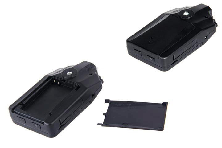 """Αυτόνομη κάμερα καταγραφικό με οθόνη 2,5""""- νυχτερινή όραση - ανίχνευση κίνησης - δολιοφθορών αυτοκινήτου - εποπτείας του σπιτιού & γραφείου"""