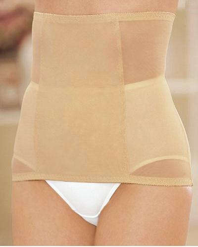 Κορσές μέσης και κοιλιάς χωρίς εμφανείς ραφές INVISIBLE TUMMY TRIMMER