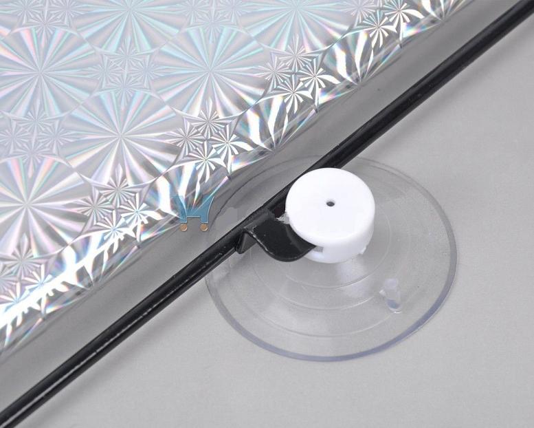 Κουρτινάκι Ηλιοπροστασίας αυτοκινήτου 125 X 68 cm αναδιπλούμενο - Retractable Car Curtain Sunshild
