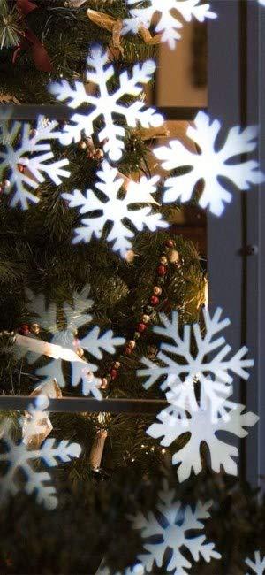 Χριστουγεννιάτικος Αδιάβροχος Προβολέας Laser 48 in1 εξωτερικού χώρου RGB 6W OEM IN3-A005