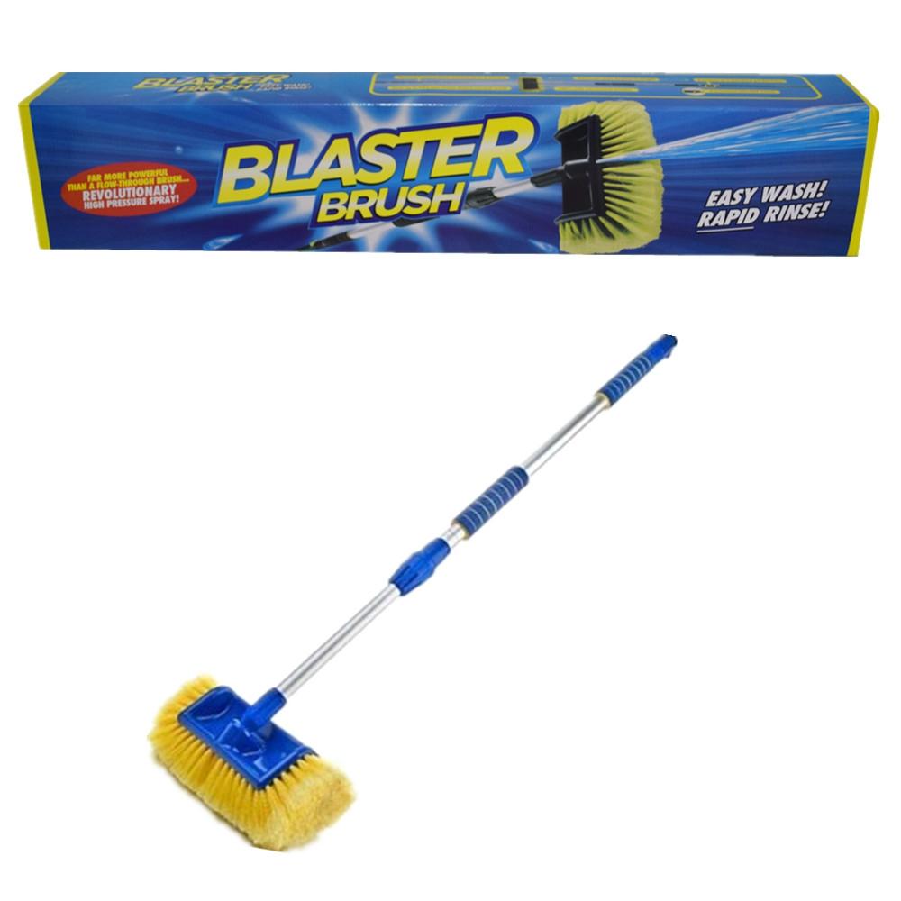 Πιεστικό νερού με σκούπα βούρτσα καθαρισμού Brush Blaster
