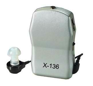 Ακουστικό Ενίσχυσης Ακοής  ενσύρματο 130dB AXON X-136