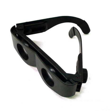 Γυαλιά παρακολούθησης με μεγενθυτικούς φακούς Zoomies