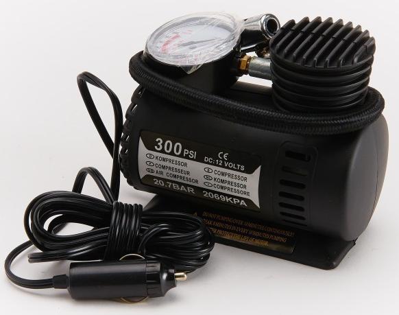 Ηλεκτρική Τρόμπα Αέρος Κομπρεσέρ Αυτοκινήτου 300 PSI - 12V YUEDA YD906