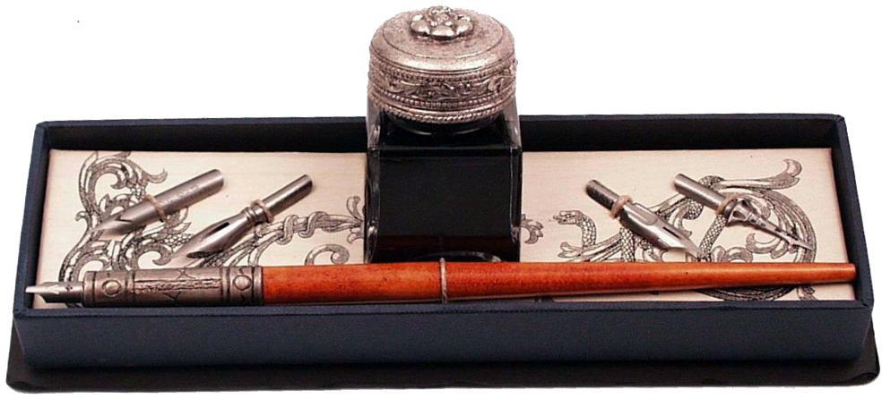 Πένα Κονδυλοφόρος & αξεσουάρ στυλ αντίκα FRANCESCO RUBINATO 73