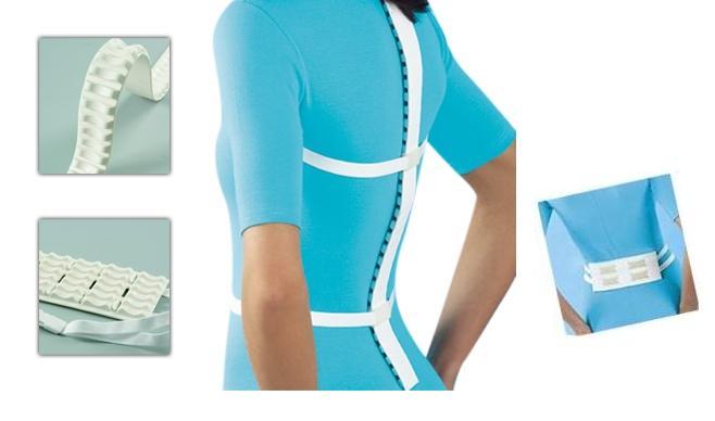 Σύστημα Υποστήριξης Μασάζ Πλάτης - Μέσης Spine System Massager