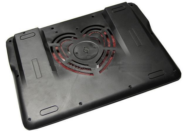 Βάση ψύξης για Laptop με φωτιζόμενο ανεμιστήρα 14 cm HONGTAI HZT 2188