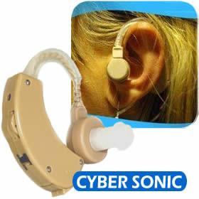 Ακουστικά Ενίσχυσης Ακοής Cyber Sonic Jh-113