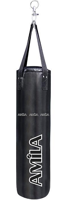 Σάκος Πυγμαχίας 120x35 cm άδειος Go Easy AMILA 43811