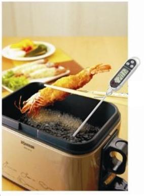Θερμόμετρο Φαγητού γιά μέτρηση από 50-300 C ιδανικό για μαγειρική - υγρά και ζαχαροπλαστική χρήση Digital Cooking Thermometer TP300