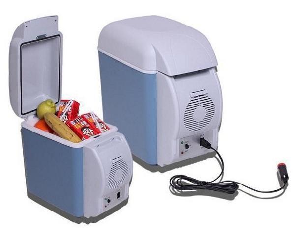 Ηλεκτρικό Φορητό Ψυγειάκι 7,5 Λίτρων 12 volt για το Αυτοκίνητο OEM