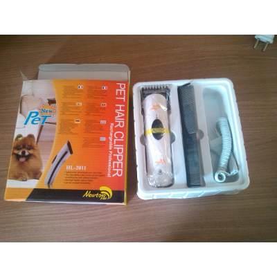 Κουρευτική μηχανή επαναφορτιζόμενη για σκύλους Seeko hl-2011