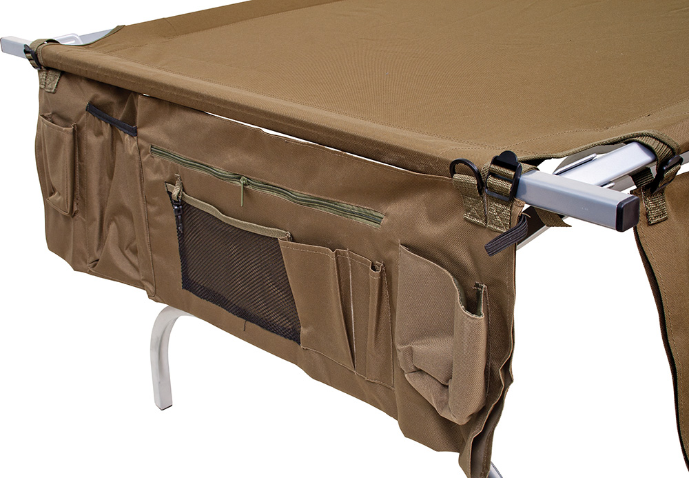 Κρεβάτι εκστρατείας ράντζο Αντοχής 150kg ESCEPE 15578