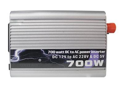 Μετατροπέας τάσης INVERTER 12v σε 220v /700 w αυτοκινήτου weidier 700w