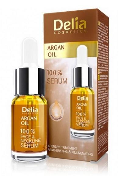 Ορός 100% Serum Προσώπου Argan oil Delia