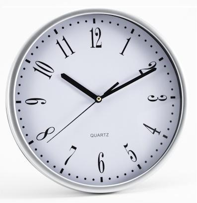 Ρολόι τοίχου 25 cm Oscar 6104