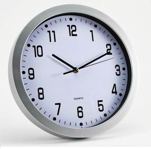 Ρολόι τοίχου 30 cm Oscar 6156