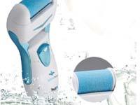 Επαναφορτιζόμενη Συσκευή Αφαίρεσης Κάλων πλενομενη SmoothFeet