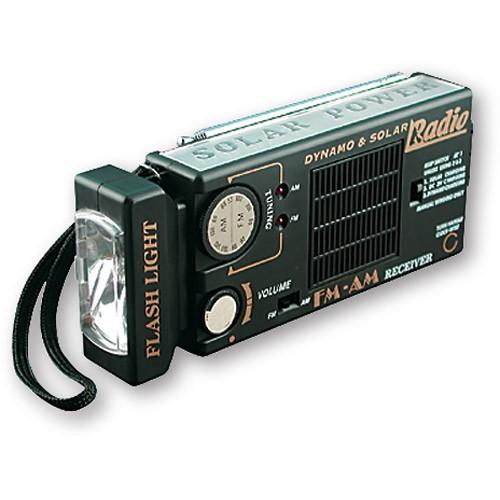 Ηλιακό Ραδιόφωνο & Φακός ΗΜ 83010