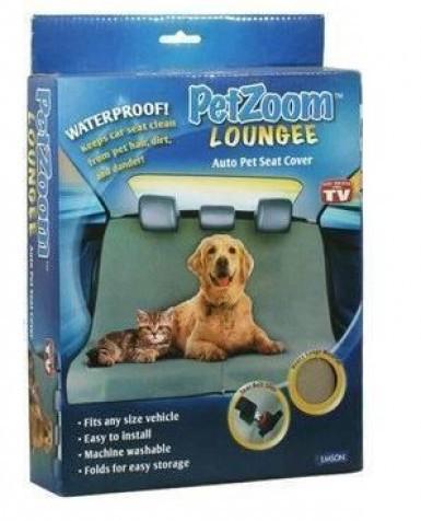 Προστατευτικό κάλυμμα καθισμάτων αυτοκίνητου petzoom loungee