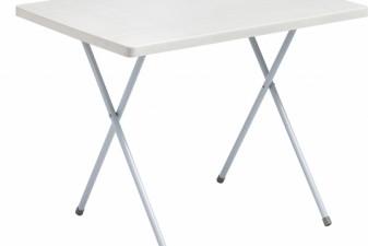 Τραπέζι πτυσσόμενο πλαστικό καπάκι 52Χ37Χ40 cm Ιταλικής κατασκευής nardimaestral