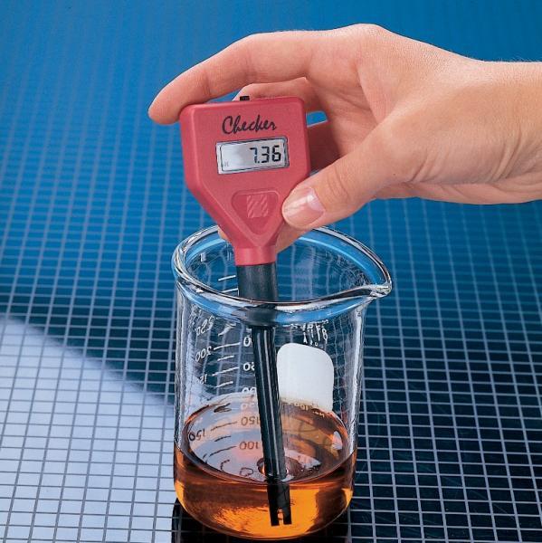 Πεχάμετρο Φορητό ηλεκτρονικό portable Ph meter Hanna ΗΙ98103