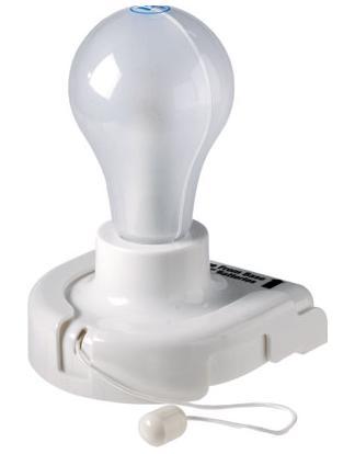 Ασύρματη Λάμπα Led έξυπνο Φωτιστικό με κορδονάκι Stick Up Bulb