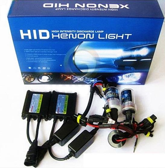 Φώτα XENON H3 AC αυτοκινήτου 55W σταθερό κιτ H.I.D. 6000k (Λευκό φως)