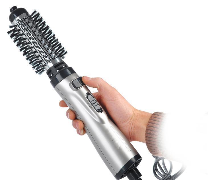 Ηλεκτρική βούρτσα - σεσουάρ μαλλιών 900watt με περιστροφική κίνηση BRAUN  BR-4830 ... 46787574a21