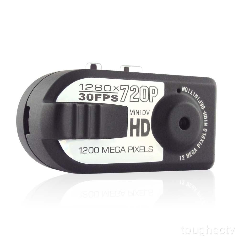 Μίνι αυτόνομη κάμερα υψηλής ευκρίνειας 720x480 pixels 30fps mini camera hd video recorder Q5 Mini THUMB DV