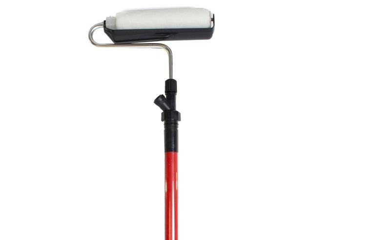 Σύστημα Βαψίματος με Ρολό - Κοντάρι & Δοχείο Go Roller OEM